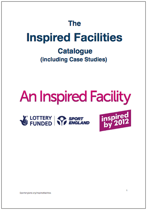 Sport England An Inspired Facility